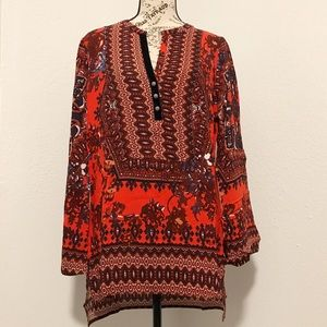 NWT COLLEEN LOPEZ BLOUSE